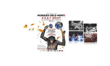 Project visual Musiques Dels Monts