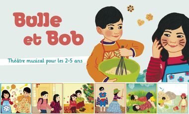 Project visual Bulle et Bob