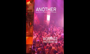 Visuel du projet ANOTHER - HORMOZ - livre photographique