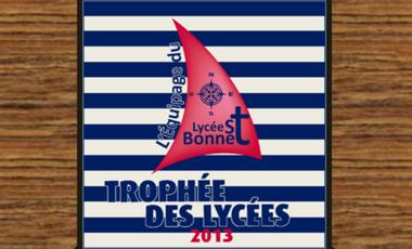 Project visual Trophée des Lycées: L'Equipage de St Bonnet