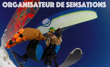 Project visual Organisateur de sensations