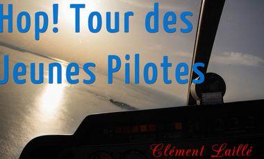 Visueel van project Hop! Tour des Jeunes Pilotes 2016 - Clément Laillé
