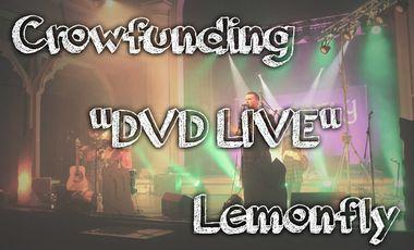 Visuel du projet DVD Live - Lemonfly