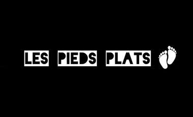 Project visual Les Pieds Plats - Premier album folk