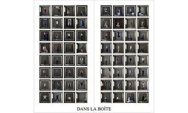 Visuel du projet DANS LA BOÎTE de Maria Letizia Piantoni
