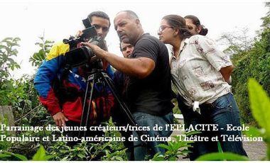 Visuel du projet Soutien à l'Ecole Populaire et Latino-américaine de Cinéma, Théâtre et Télévision (EPLACITE)