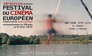 Visuel du projet Festival du Cinéma européen - 29ème édition