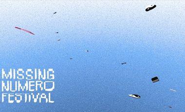 Project visual festival Missing Numéro