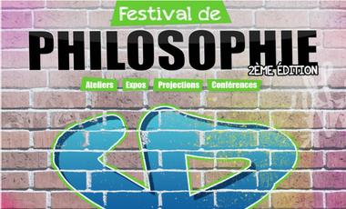 Project visual Festival de Philosophie 2016