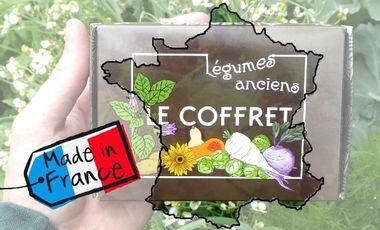 Project visual Les coffrets de variétés anciennes régionales
