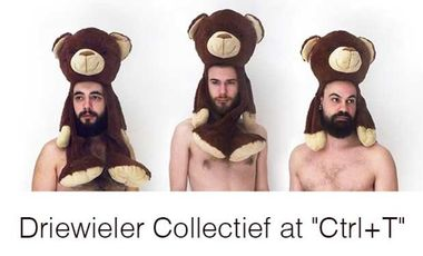 """Project visual Driewieler Collectief at """"Ctrl+T"""""""