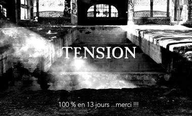 """Project visual Court métrage """"Tension"""""""
