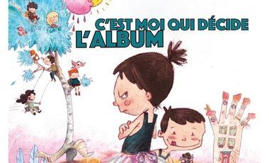 Visueel van project C'est Moi qui décide! L'ALBUM