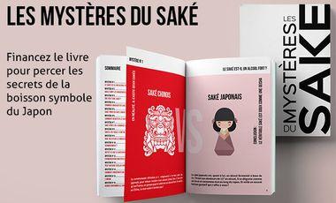 Visueel van project Les mystères du saké