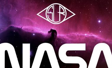 """Visuel du projet """"NASA"""", nouvel EP de 5LR"""