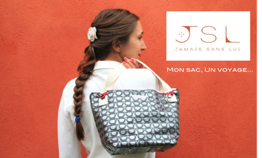 Visueel van project Jamais Sans Lui - mon sac est un voyage