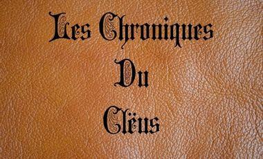 Project visual Les Chroniques du Clëus