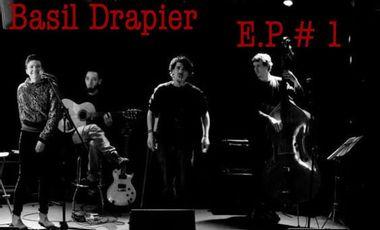 Visueel van project Basil Drapier E.P # 1