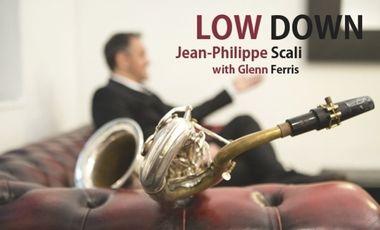 "Visueel van project Jean-Philippe Scali ""Low Down"""