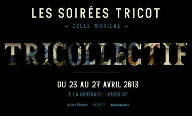 Visueel van project Les Soirées Tricot 2013