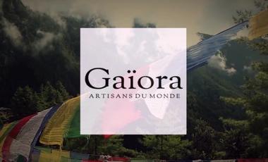 Visuel du projet Gaïora, artisans du monde
