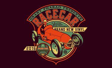 """Visuel du projet PARIS DJS / GRANT PHABAO & RACECAR CD/LP """"A Healthy Obsession With Pétanque"""""""