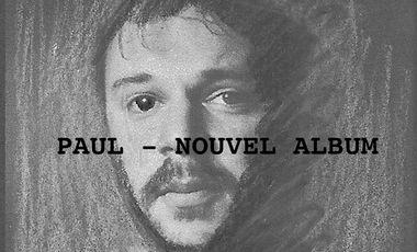 Project visual Paul - Nouvel Album