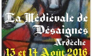 Visueel van project Le Médiévale de Désaignes