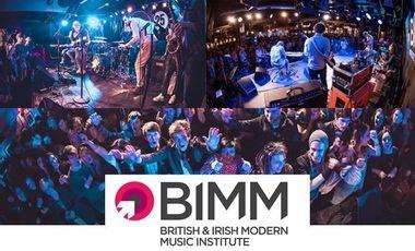 Visuel du projet BIMM London : Mon challenge à relever !