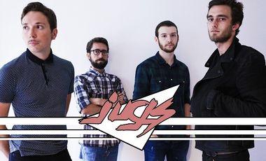 Visuel du projet JUGS - Clip et premier EP