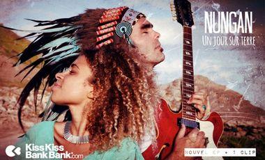 """Project visual NUNGAN: Nouvel EP """"Un jour sur Terre"""" + 1 Clip"""