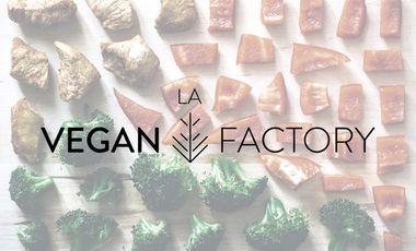 Project visual La Vegan Factory, votre e-shop végétal