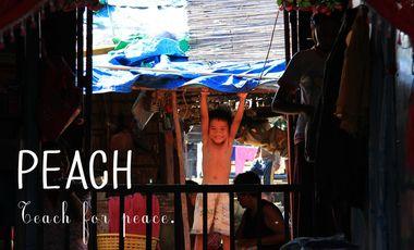 Project visual Peach, Teach for Peace