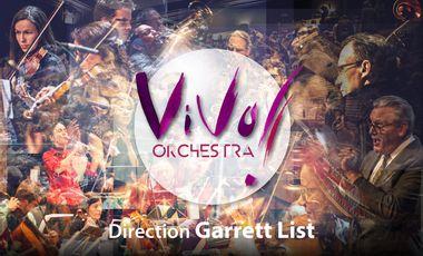 Visueel van project DVD D'UN CONCERT LIVE D'ORCHESTRA VIVO !