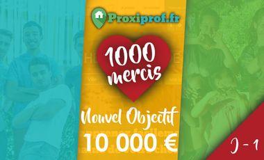 Visueel van project Proxiprof x Nosy Komba