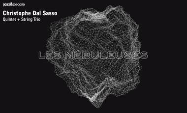 """Visueel van project Christophe Dal Sasso """"Les Nébuleuses"""""""
