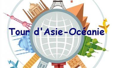 Project visual Tour d'Asie-Océanie