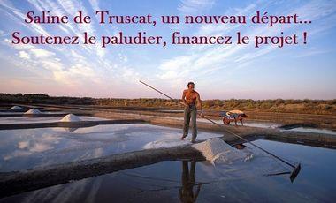 Visuel du projet Remise en état de la Saline de Truscat