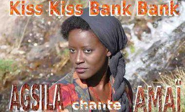 Project visual Agsila femme d'Afrique, premier album 4 titres
