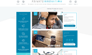 Project visual Private Innovation