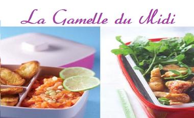 Visueel van project La Gamelle du Midi