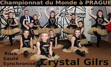 Project visual CHAMPIONNAT DU MONDE - PRAGUE