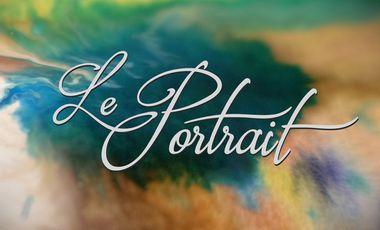 Project visual LE PORTRAIT - Le film