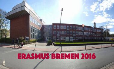 Project visual Website Erasmus Bremen