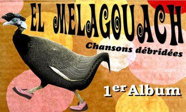 Project visual EL MELAGOUACH 1er Album