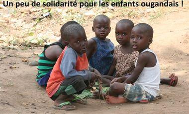 Visuel du projet Un peu de solidarité pour les enfants ougandais !
