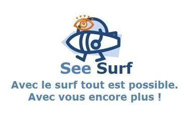 Visueel van project See Surf , Avec le surf tout est possible !
