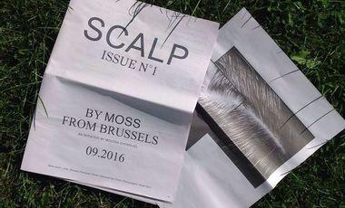 Visuel du projet MOSS  Lancement Publication SCALP