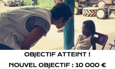 Project visual Un camion pour Médecins du Monde en Guyane