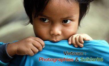 Visuel du projet Vietnam : Photographies & Solidarité